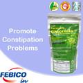 100% taiwan. naturelle pure poudre de chlorella comprimés indigestion promouvoir les problèmes de constipation