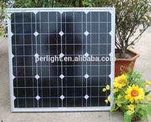 solar panel mono 50wp high technology led panel solar cell home system solar pump 12V