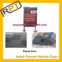 Cold asphalt ------ a kind of asphalt potholes repair material