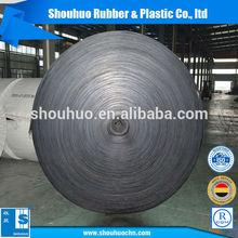 rubber conveyor belt for cement plant