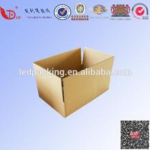 Great Corrugated Carton Packing Box , Cardboard Carton Box