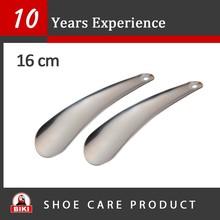 Metal 16cm Length telescopic shoe horn