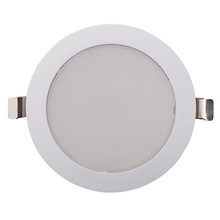 CE approved 4'' 10W led downlight with earth wire