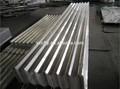 brillante material de cubierta de aluminio