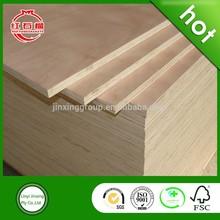 Fancy birch plywood E1 glue for furniture
