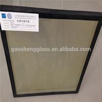 fog-proof insulated glass