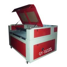 GY1610 1600x1000mm, Co2 Non-woven Fabrics,Wool felt,Garment/Clothing,Leather,Stuffed toys laser cutting jigsaw puzzle machine