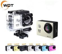 Hot sales 30meter waterproof Super mini 12MP 170degree action sport dv camera sj4000 accessories