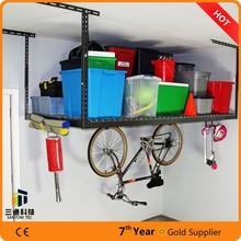 garage bicycle rack/garage overhead hanging racking