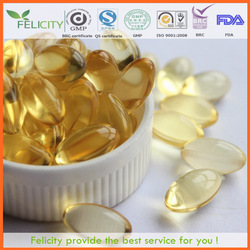 GMPc Mixed Tocopherols 200IU,400IU,800IU, Vitamin E capsule manufacture made in china