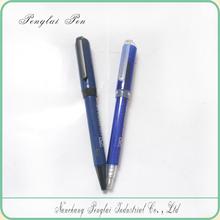 Best selling plastic screw korea stationery pen