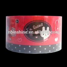 Carton printed strapping tape/Decorative tape