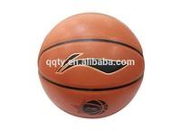 LBQG106-P standard size 7 indoor outdoor training or match PU basketball