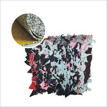 Economical Material PU scrap bra foam for carpet underlay