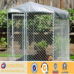 best selling modular dog kennels/large animal cage/chain link dog kennel
