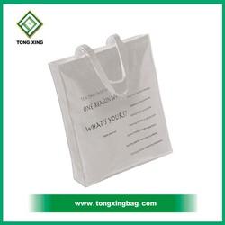 8OZ 1 COLOR PRINTING custom cotton shopping bag
