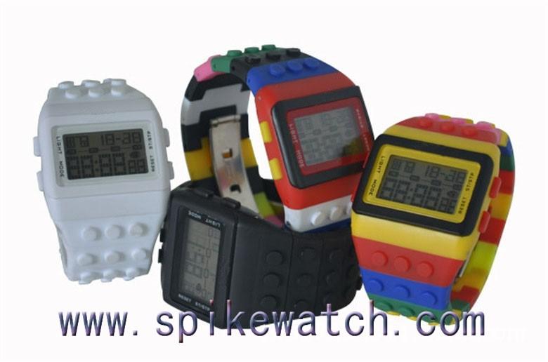 Best Digital Watch For Kids Kids Digital Rainbow Watch