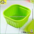 FDA LFGB Food Grade Silicone Snack Container