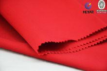 CVC 60/40 twill fabric tibute silk