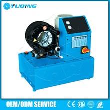 Cable making equipment 1.5 inch YQB61 YUQING finn-powerhigh pressure hose crimping machine
