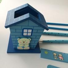 custom school supply kids stationery set made in china