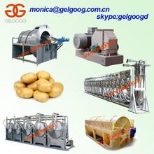 Price for Lotus Root/Tapioca/Potato/Sweet Potato/Cassava Starch Processing Machine