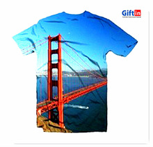 OEM factory service hindu god printed t-shirts