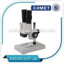 Best selling XT-2A a microscope,binocular stereoscopic microscope