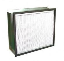 alibaba express China supply air filter with galvanized sheet frame