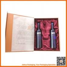 various creative two bottles juice packaging