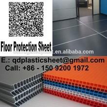 Black PP Corrugated Plastic Sheet