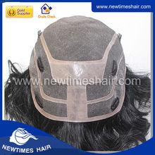 LW1544 Fine Welded Mono Wig Real Hair