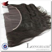 2015 hot selling 3 way part closure brazilian hair natural wavy silk top lace closure