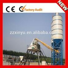 New high performance mini concrete plant and wet mix concrete batching plant and precast concrete plant equipment