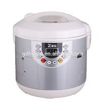 Multi-use china solar cooker