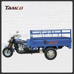 hot Chinese New large cargo T150ZH-CG pedal three wheel three wheel motorcycle trikes
