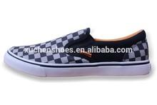 2015 Woven cloth leisure men's shoes / flat board shoes