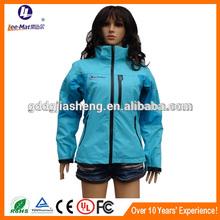 Ski heated jacket/snow holiday heat jacket/heat down coat