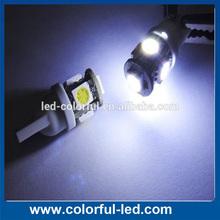 5SMD Map Dome t10 led light bulbs
