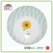 Wholesale excellent houseware china cheese plate