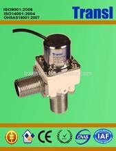 1/2 Inch 0.2-8 Bar DC 6V Solenoid Water Valve