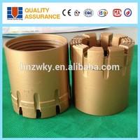 Stable quality factory supply NQ, NQ2,NQ3,HQ, HQ2,HQ3 diamond core drill bit
