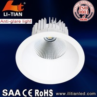 New arrival Manufacturer supplier 12w dimmable led downlight recessed