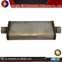 SS exhaust muffler w tip muffler plastic pneumatic silencer psl