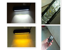 pickup diesel 4x4 solar led street light system with PMMA lens