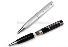 8gb 16gb 32gb promotional gift USB metal pen