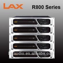 2 channel 8ohm 500W dj power amplifier/R805 karaoke mixer sound standard amplifier price