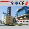 Confiable fabricante de planta de cemento a la venta