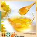Professionnel oem 100% miel pur cru pour la boisson