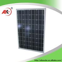 High quality mono solar/pv panel/module/cell 60w